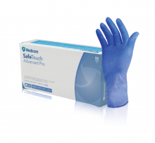 MEDICOM SAFETOUCH GLOVES (L) 200 per box