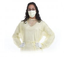 ISOLATION GOWN LEVEL 2 - 10PK