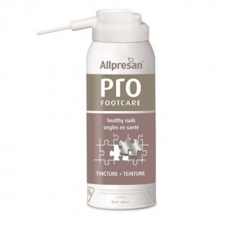 ALLPRESAN PRO FOOTCARE HEALTHY NAIL TINCTURE 50ML