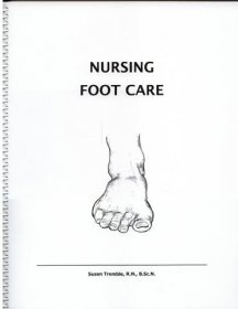 NURSING FOOT CARE MANUAL - 8th Edition 2015