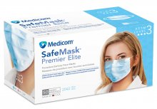 MEDICOM SAFEMASK PREMIER ELITE MASK - LEVEL 3