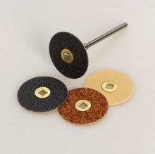 PIN HOLE DISC - MEDIUM - 20PK