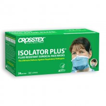ISOLATOR PLUS N95 MASK