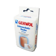 GEHWOL TOE PROTECTION CAP - 2PK (MEDIUM)