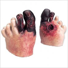 DIABETIC FOOT MODEL - DISTAL END ONLY