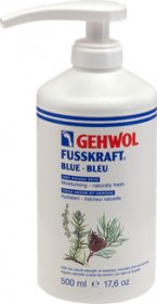 GEHWOL FUSSKRAFT BLUE CREAM - 500ml