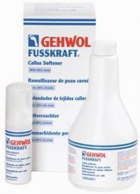 GEHWOL CALLUS SOFTENER 500ml