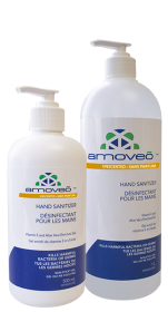 AMOVEO HAND SANITIZER - CASE OF 12