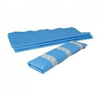 "CREPE PAPER WRAP 12"" x 12"" - 100 sheets"