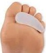 CREST PAD FOR HAMMERTOE - Medium for Left Foot