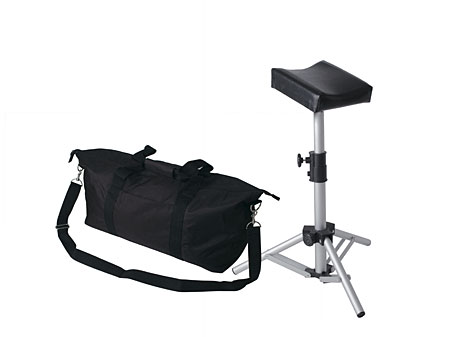 Marvelous Hadewe Portable Foot Stool Carry Bag Nde H0912 160 00 Machost Co Dining Chair Design Ideas Machostcouk