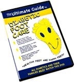THE ULTIMATE GUIDE TO DIABETIC FOOTCARE - DVD